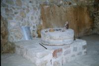 Αναπαλαιωμένος νερόμυλος-νεροτριβή στην Χαλανδρίτσα