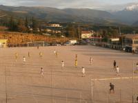 Γήπεδο Ποδοσφαίρου στην Χαλανδρίτσα