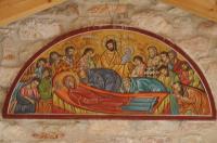 Ιερός Ναός Κοιμήσεως της Θεοτόκου στην Χαλανδρίτσα