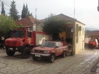 Πυροσβεστικός Σταθμός Χαλανδρίτσας